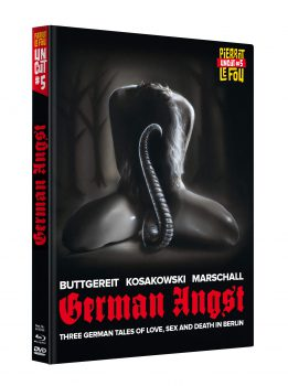 German Angst Cover MB | © Pierrot Le Fou