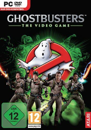 Ghostbusters: The Video Game | Cover ©Atari
