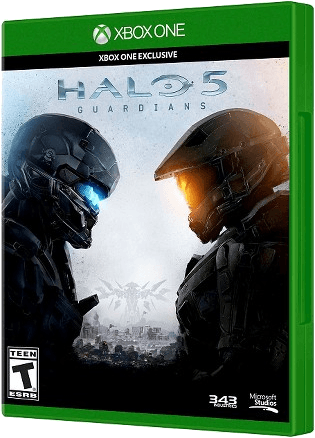 Halo 5 Guardians Cover ©Microsoft Studios, 343 Industries