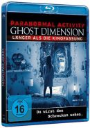 Paranormal Activity: Ghost Dimension | Cover | © Paramount (Universal Pictures)