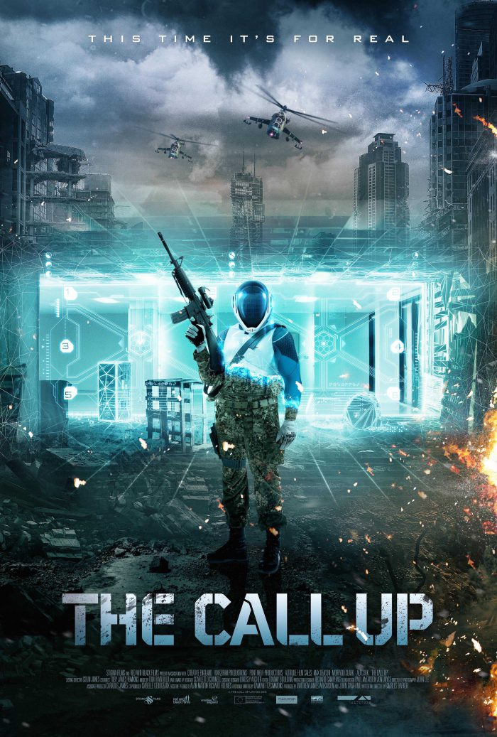 The Call Up | Poster ©Stigma Films