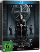 The Last Witch Hunter Steelbook | Cover ©EuroVideo / Concorde