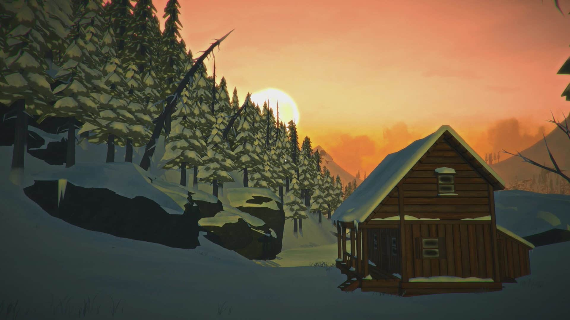 The Long Dark ©Hinterland Studio Inc