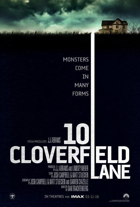 10 Cloverfield Lane | Poster