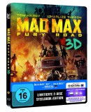 Mad Max: Fury Road 3D | Cover