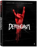 Deathgasm Limited Mediabook 3D | Cover