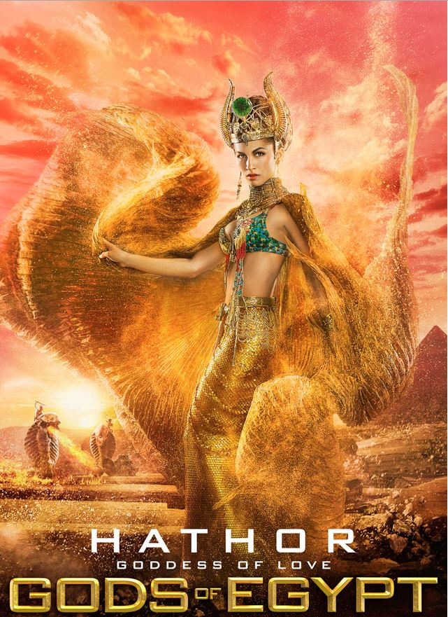 Gods of Egypt | Poster