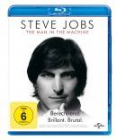 Steve Jobs: The Man in the Machine | Cover