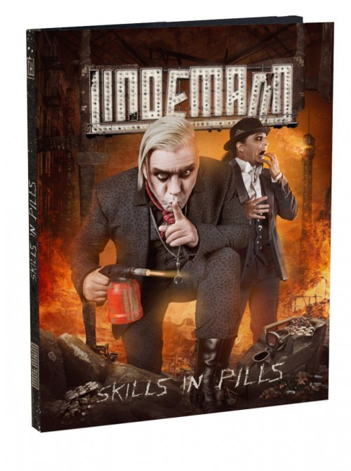 Lindemann - Skills in Pills (Cover)