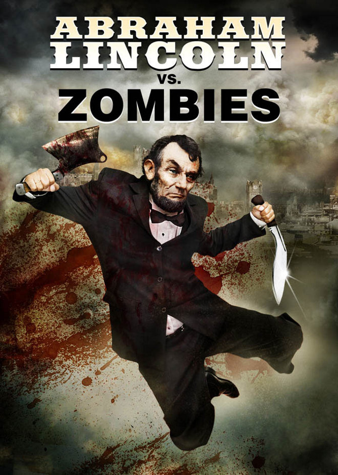 Abraham Lincoln vs. Zombies | Cover