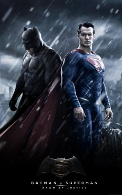 Batman v Superman: Dawn of Justice | Poster