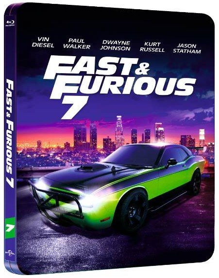 Fast & Furious 7 | Cover